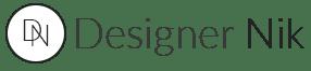 Designer Nik | Wordpress Websites & Graphic Design Logo